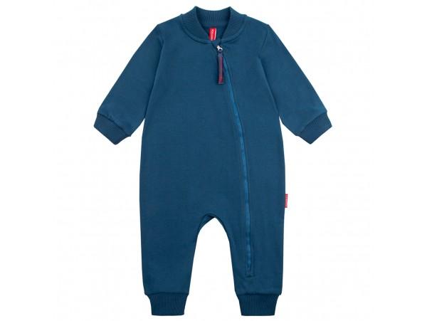 Комбинезоны - Синий комбинезон для мальчика